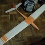 无动力牵引滑翔机
